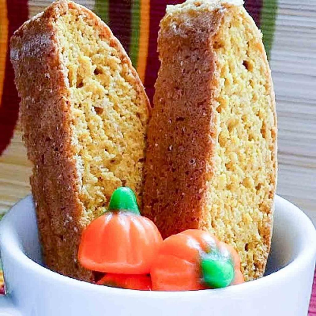 Original Pumpkin Biscotti Photo