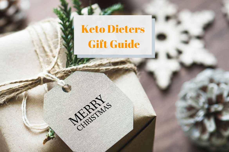 Gift Guide for Keto Dieter Banner