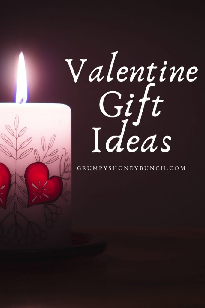 Valentine Gift Ideas pinnable image