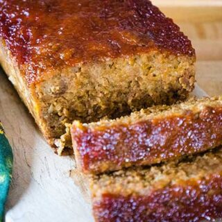 Featured Photo Vegetarian Meatloaf Recipe