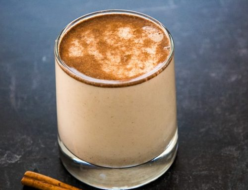 Homemade Horchata | Mexican Beverage