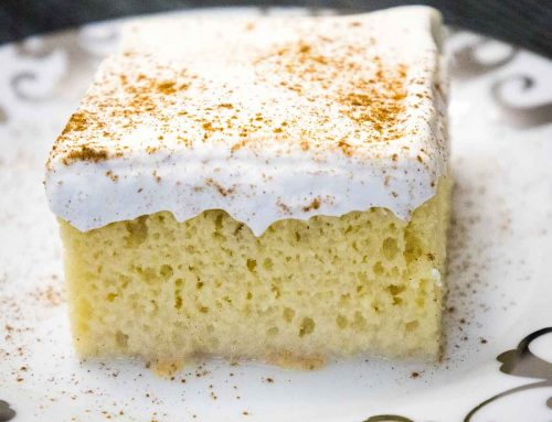 Easy Tres Leches Cake | Three Milk Cake